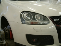 Rototest Dyno - Volkswagen Golf GTI -06 (147 kW)