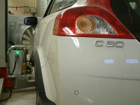 Rototest Dyno - Volvo C30 1.6D DRIVe -08 (80 kW)