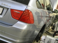 Rototest Dyno - BMW 330d xDrive Touring -09 (180 kW)